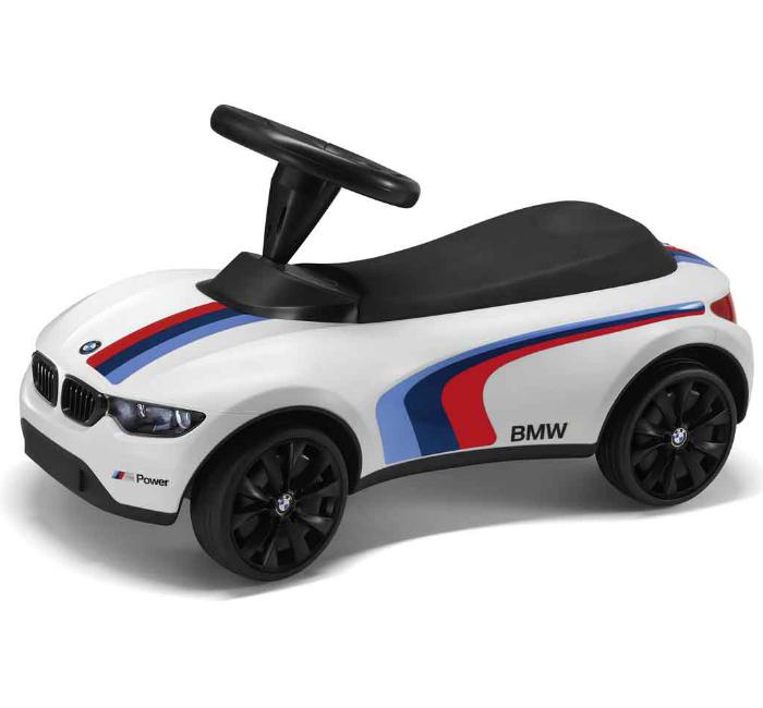 Sparkbil BMW Motorsport Vit