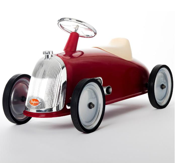 Sparkbil Baghera Riders Röd