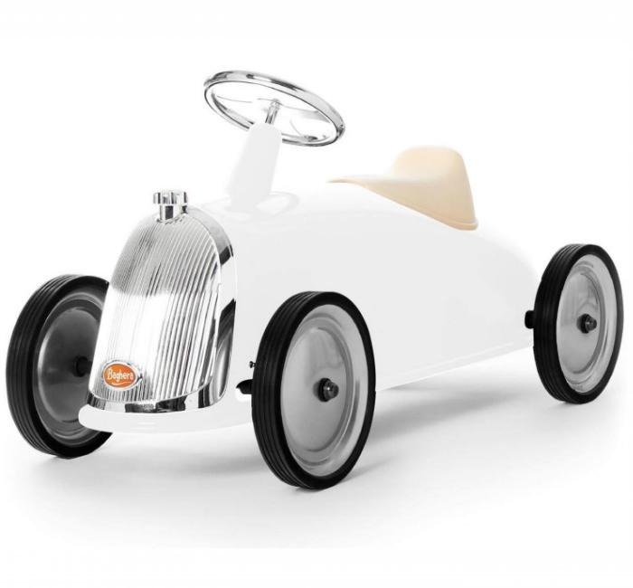Sparkbil Baghera Riders Vit