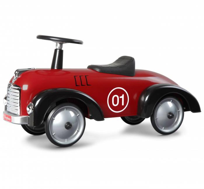 Sparkbil Baghera Röd