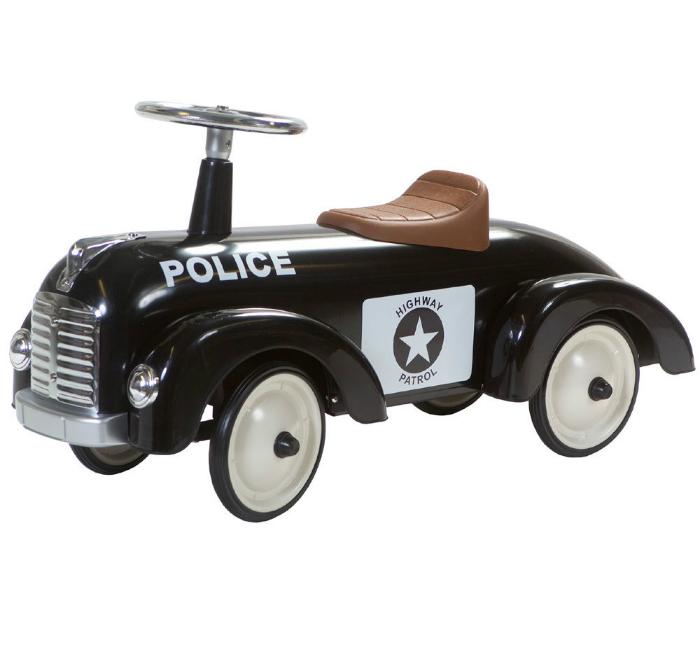Sparkbil Polisbil Barn