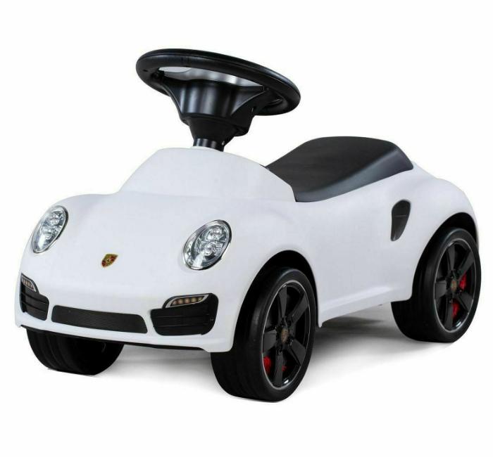 Sparkbil Porsche 911 Vit