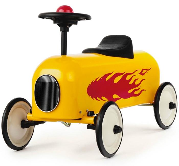 Sparkbil Baghera Racer Flames