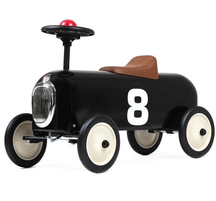 sparkbil baghera racer svart