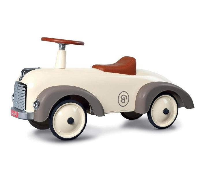 Sparkbil Baghera Speedster Silk Gray