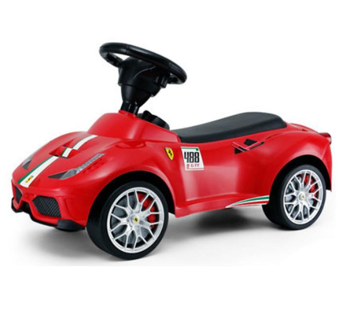 Sparkbil Ferrari 488GTE Röd