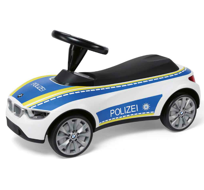 Sparkbil BMW Polisbil