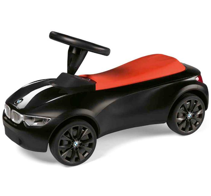 Sparkbil BMW Racer Svart