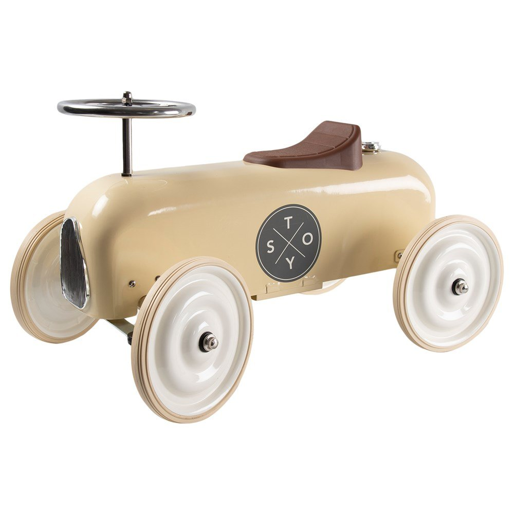 Sparkbil STOY Vintage Ride on, Creme