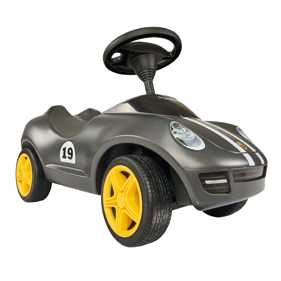 Sparkbil BIG Baby Porsche, Silver