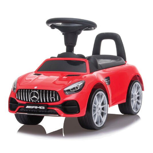 Sparkbil barn Mercedes-Benz AMG GT, Röd