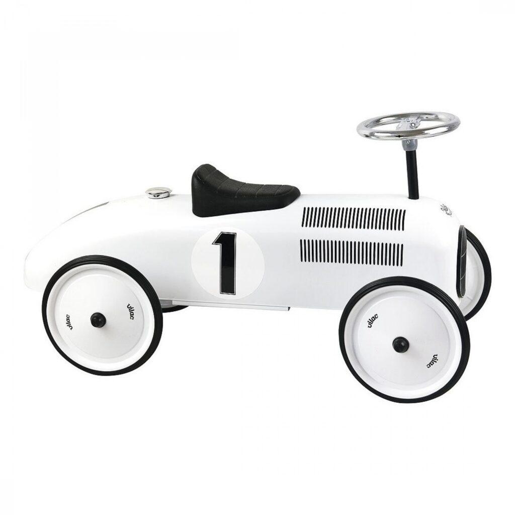 Sparkbil Vilac Racer Vintage, Vit