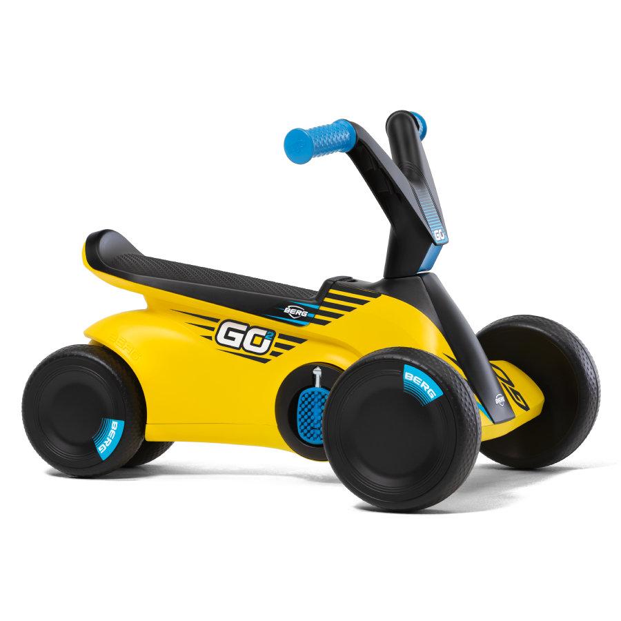 Sparkbil BERG GO² SparX, Gul