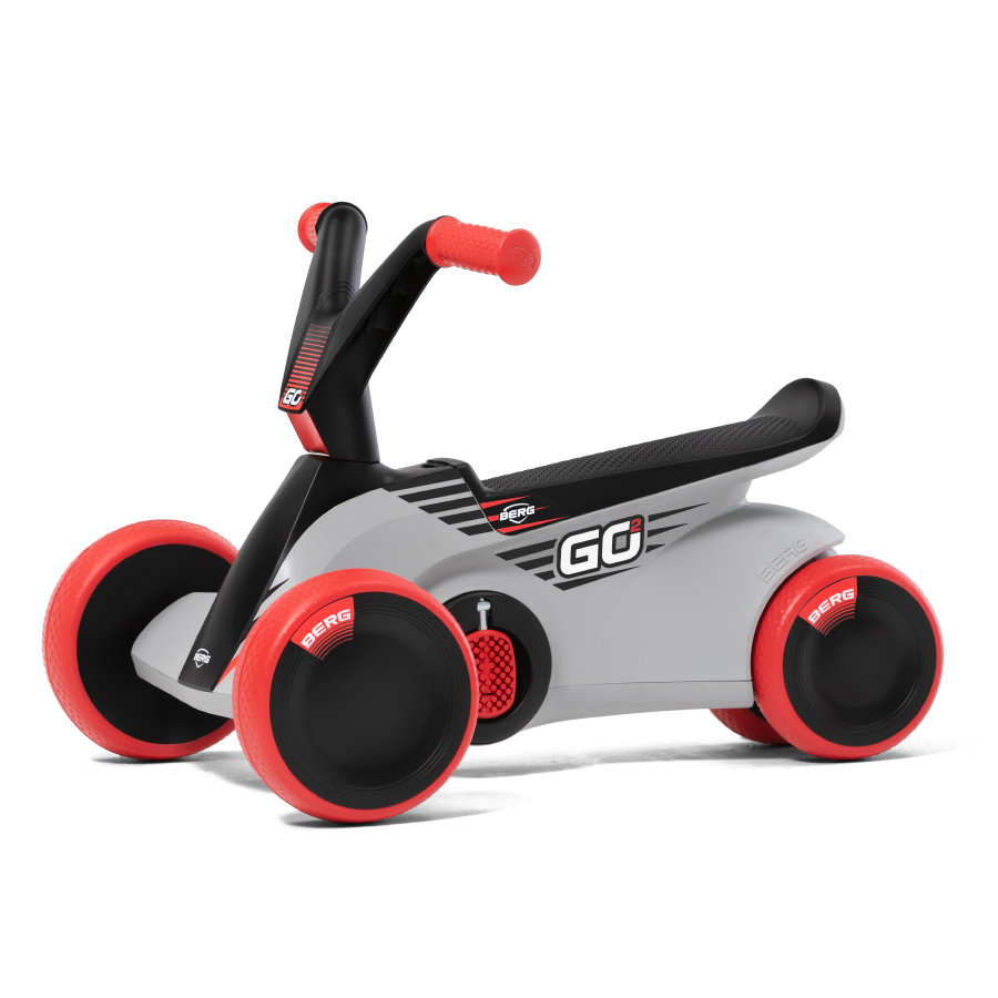 Sparkbil BERG GO² SparX, Röd