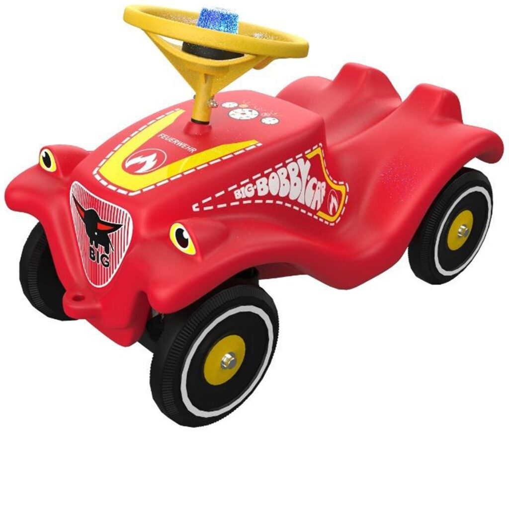 Sparkbil BIG Bobby Car, Brandbil