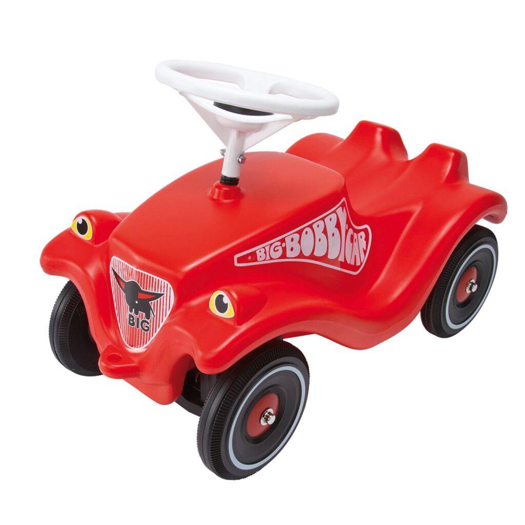 Sparkbil BIG Bobby Car, Röd