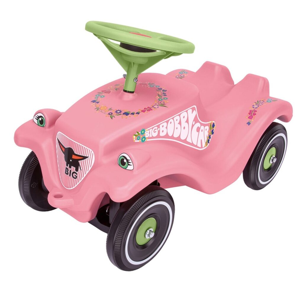 Sparkbil BIG Bobby Car, Rosa